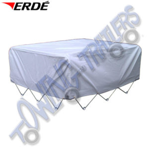 Erde 30cm High Cover to suit Erde 143, 153 and Daxara 148, 158 Trailers BH150