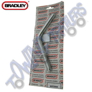 Bradley Kit 3354 Current Handle and Pad to suit Bradley HU3 Coupling