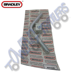 Bradley Current Handle & Pad to suit HU12 & EH Range of Couplings Kit 3349