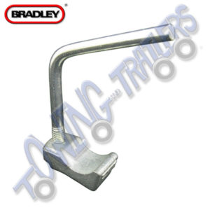 Bradley Handle & Pad for Bradley B43 43mm Cast Steel Clamp