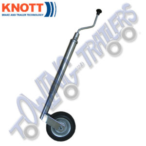 Knott 48mm Heavy Duty Jockey Wheel