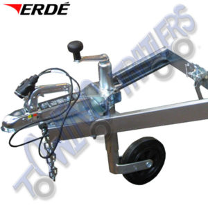 Erde 48mm Jockey Wheel for A-frame Drawbars on Erde 153 - 234x4