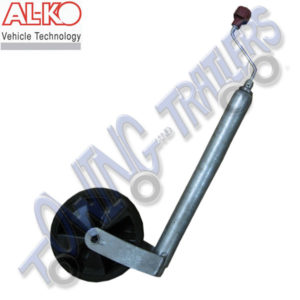 Alko 48mm Caravan Jockey Wheel (5 segment wheel)
