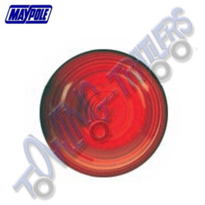 Maypole Replacement Red Lens for LU830MP Outline Marker MP8756BR