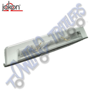 Jokon K307 12v Large Caravan NumberPlate Light