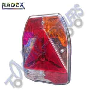 Radex 6900 Righthand 6 Function Rear Light (Plug In)