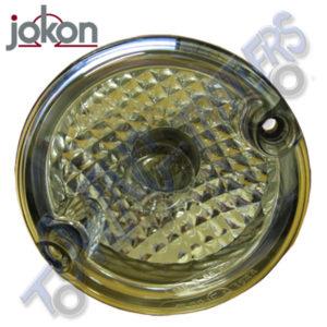 Jokon 94.4mm Circular Reverse Light Caravan Motorhome