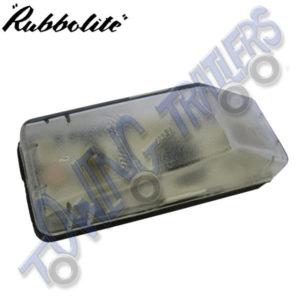 Rubbolite M102 Tapered Front Marker Light