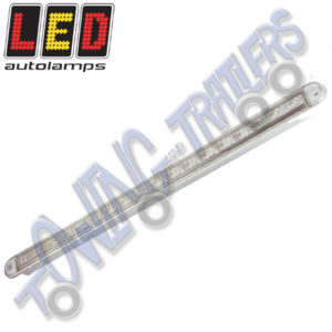 LED Autolamps 12V 380mm Strip Light (Illumination/Supplementary Reverse) 380W12