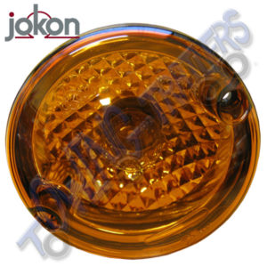 Jokon 94.4mm Circular Indicator Light Caravan Motorhome