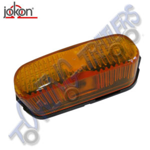 Jokon BL96 Small Amber Side Marker Light