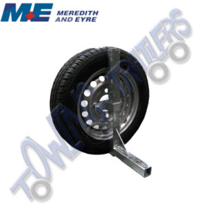 Meredith & Eyre Spare Wheel and Carrier for Plant Trailer 165R13C