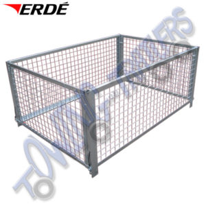 Erde Mesh side panels for Erde 163 & Daxara 168 Trailers RG160