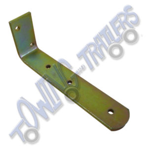 Tandem Mudguard Brackets 208mm Long (single)