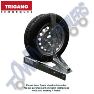 Trigano Spare Wheel Holder for Multy Chassis Trailer R800579