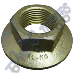 One-Shot Stake Nut for Alko - M24x32mm Head