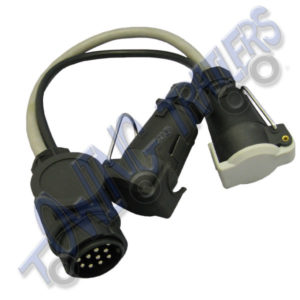 13pin Plugs and Sockets - Towing and Trailers Ltd on