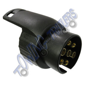 trailer plug converter adaptor 7-13 pin