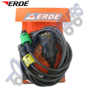 Erde 3.15m Wiring Loom for Erde 142 - 163 & Daxara 147 - 168 Trailers 09191143