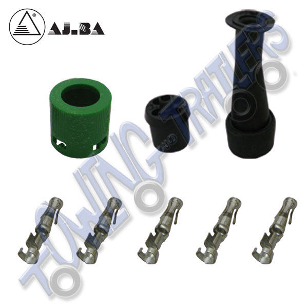 Ajba Green Righthand Replacement Plug