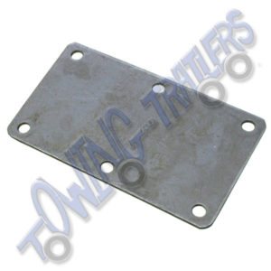 6 Hole Suspension Mounting Plate 150-550kg
