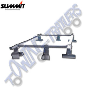 Summit 836 Roof Bar Adaptor System for 2 & 3 Door Vehicles