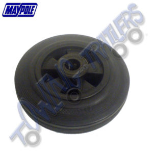 Maypole 160x35mm Replacement Wheel for JW01