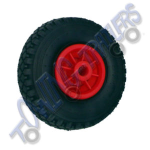 250x75mm Replacement Pneumatic Wheel for JW22