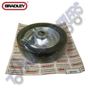 Bradley 175x45mm Replacement Standard Wheel for 43mm Jockey Kit 143