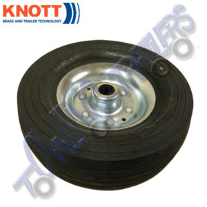 Knott 230x70mm Replacement Wide Wheel
