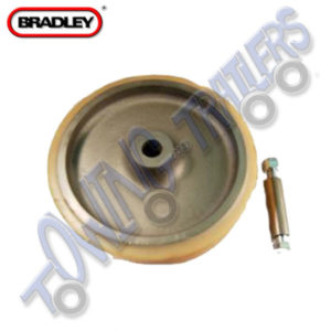 Bradley 200x45mm Replacement Wheel for 63mm Jockey Kit 3622