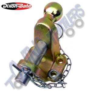 Dixon Bate 5000kg Ball (50mm) & Pin Coupling (DB201691)