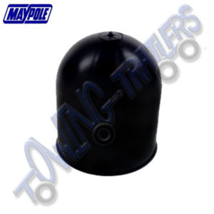 Maypole Black Plastic Towball Cover MP244