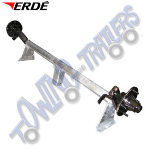 Erde 122 Replacement Axle 09191531