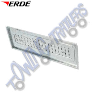 Erde Rear Animal Door for Erde 122 & Daxara 127 Trailers PA120