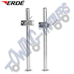 "Erde Stabilising Prop Stands 600mm (24"") x 34mm (pair) BS001"
