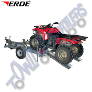 Erde Quad Pack to suit Erde CH451 & CH751 Trailers PKPQ00