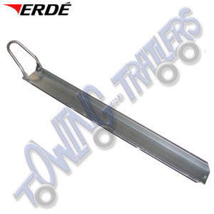 Erde 2m Motorcycle Rail with Wheel Hoop RA450