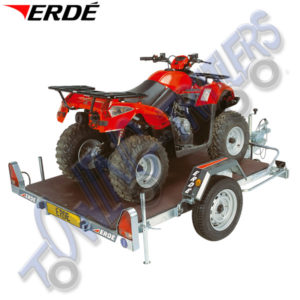 Erde Phenolic Resin Faced Wood Base Floor for Erde CH751 Trailer PB751