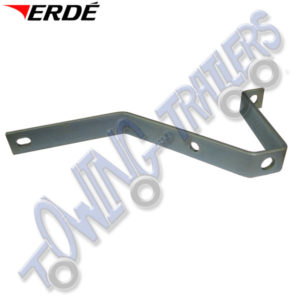 Erde Spare Wheel Carrier (side mounted) for Erde and Daxara Commercial Trailers SP150