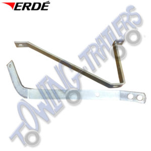 Erde Spare Wheel Carrier (side mounted) for Erde 233 & Daxara 238 Trailers SP238