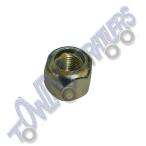 "Wheel Nut 3/8"" UNF 18mm Head (11/16in Head)"