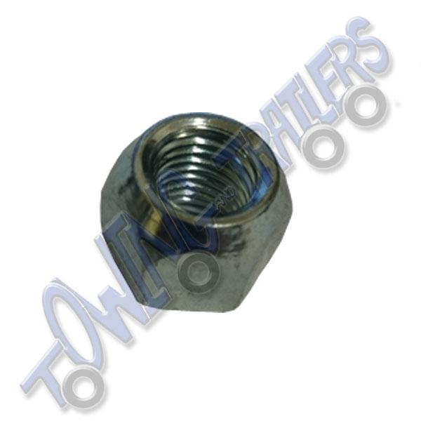 Wheel Nut 7 16 UNF Conical Seat 19mm Head