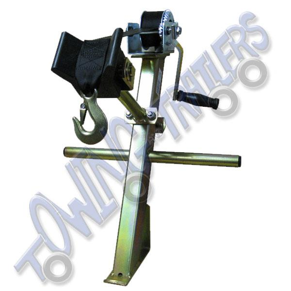 Car Trailers For Sale: Winch Post Assembly 320KG