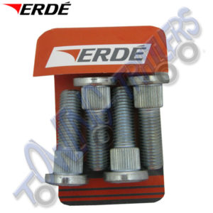 Genuine Erde Wheel Studs for 102-143 and PM310, CH451 09191012