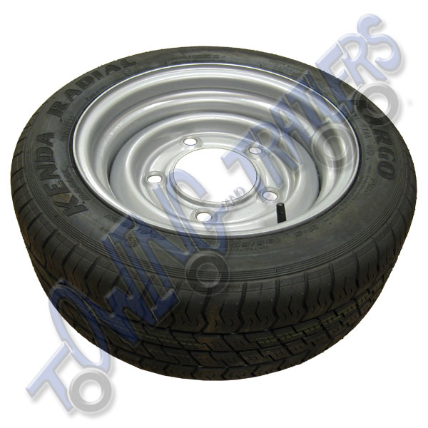 Wheels & Tyres for Ifor Williams - Towing and Trailers Ltd