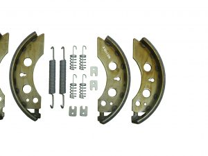 Replacement trailer brake shoes for Al-Ko brakes