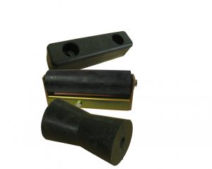 Trailer Boat Rollers and Bracket