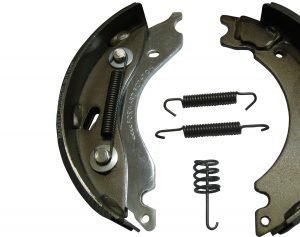 Brake Shoes for Bradley Trailer Brakes