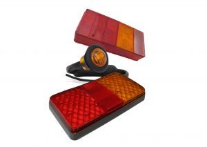 LED and Bulb Trailer Lights and Lenses